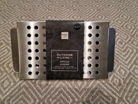 Universal Smoker box - BBQ stainless steel