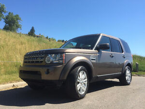 2011 Land Rover LR4 HSE SUV, Crossover