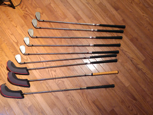 Taylormade Irons and Hybrids *priced for quick sale*