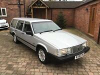 1997 Volvo 940 2 3 Classic Lpt Estate Low Mileage Lots Of Service History