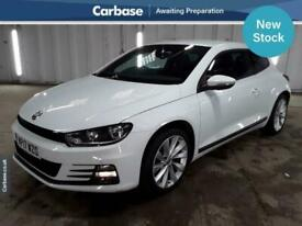 image for 2017 Volkswagen Scirocco 1.4 TSI BlueMotion Tech GT 3dr COUPE Petrol Manual