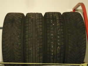 Winter tires and rims 195/65 R15