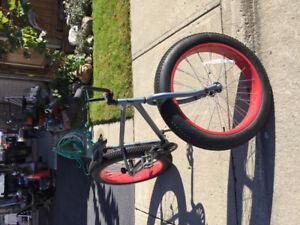 Moose fat bike