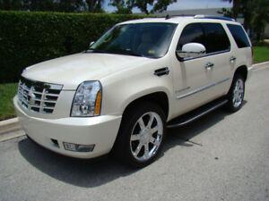 2007 Cadillac Escalade premium SUV, Crossover