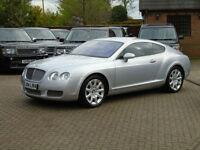 2004 Bentley Continental GT 6.0 W12 Auto 550 BHP Stunning (65000 Miles)
