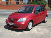 54 Citroen C3 1.4HDi 5 DOOR £30 TAX