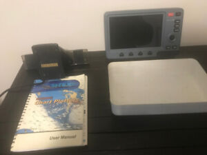 """Sitex 7"""" Chart plotter and equipment for parts"""