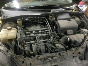 2.0L Ford Focus Engine