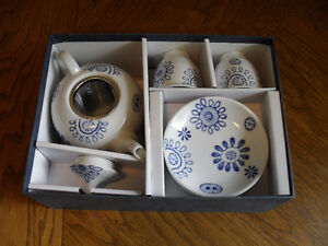 New Tea Set