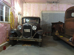 1931 ford tudor, great condition