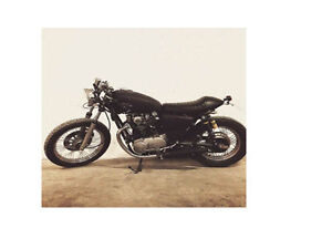 Cafe Racer - 1983 Heritage Special Custom XS 650
