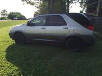 Must sell Buick rendezvous good shape