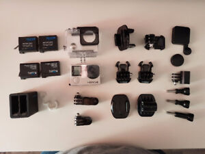 *NEW*GoPro Hero 4! 10/10 condition (w/ all accessories you need)