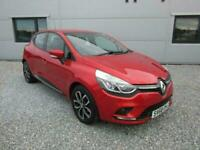 2018 68 RENAULT CLIO 0.9 PLAY TCE 5D 76 BHP