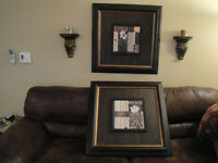 REDUCED...REDUCED...WALL MOUNTED PICTURES