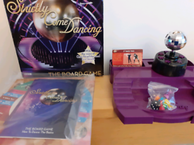 Strictly Come Dancing Board Game