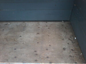 """Utility trailer 6""""×4""""×2"""" with 12"""" tires London Ontario image 4"""