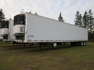 Reefer Trailers & International Eagle Cat Power