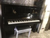 Refurbished Bechstein Model 4 Upright Piano