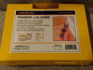 Veritas  Transfer / Log Scribe in Case / Plus 10 Pencils