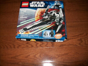 Lego Star Wars 7915 imperial V- wing starfighter new