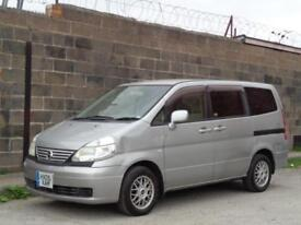 2005 Nissan Serena 2.0 AUTOMATIC*** 8 SEATER + BARGAIN READ ADD!!!***