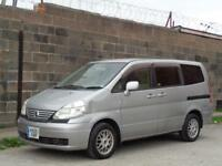 2005 Nissan Serena 2.0 AUTOMATIC*** 8 SEATER + LONG MOT***
