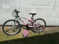 "24"" Girls 21 speed bike"