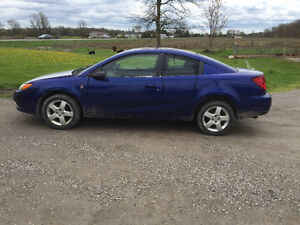 2006 Saturn ION 4 Door Quad Coupe NEED GONE
