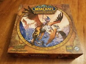 World of Warcraft : The Adventure Game (Board Game)