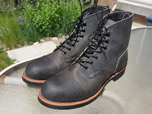 Red Wing Iron Ranger - BRAND NEW