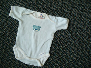 Baby 3-6 Months Striped Onesie