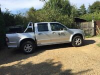 ISUZU RODEO PICK UP TRUCK DIESEL AUTOMATIC