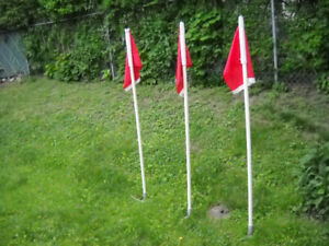 Red Flags for Sporting Events ,Track & Field