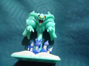 Yu-Gi-Oh! Toon Summoned Skull Mattel Mini Game Action Figure Kingston Kingston Area image 2