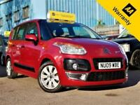 2009 CITROEN C3 PICASSO 1.6 PICASSO VTR PLUS HDI+P/X WELCOME+2 OWNER+AUX+AIR-CON