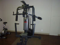 Exerciseur multi-stations weider