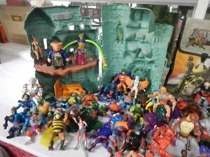 LOOKING FOR HE MAN FIGURES