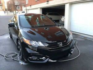SUPERB Honda Civis SI SPORT Full Equip + MyStar