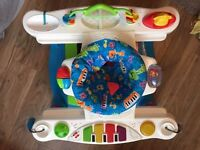 Fisher price step'n play piano