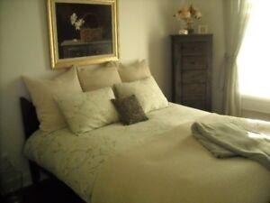 CALVIN KLEIN - literie et décoration chambre