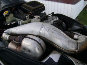 ***500, 600, & 700 SKI-DOO ENGINE TO FIT ZX-CHASSIS***