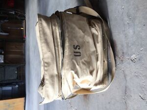 US Army Marines Iraq water bag camping or collectors