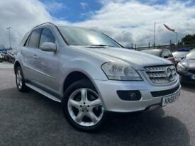 image for 2008 Mercedes-Benz M Class 3.0 ML320 CDI Sport 7G-Tronic 5dr SUV Diesel Automati