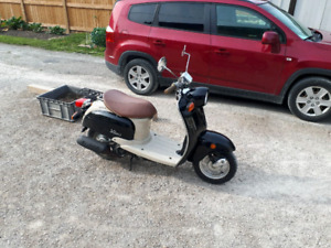 Great scooter
