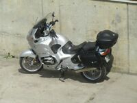 2002 BMW Motorcycle - R1150RT