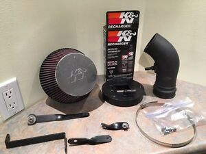 K&N intake for 88-95 Toyota Pickup/4Runner 3.0l engine