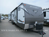 **SLEEPS 10! **PARK MODEL ONLY $126.64 BIWKLY! **$1000 OFF PARTS