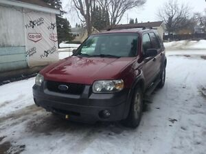 2006 Ford Escape SUV, Crossover