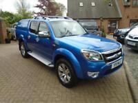 2011 Ford Ranger 3.0TDCi ( 156PS ) 4x4 Wildtrak (52000 Miles NO VAT)